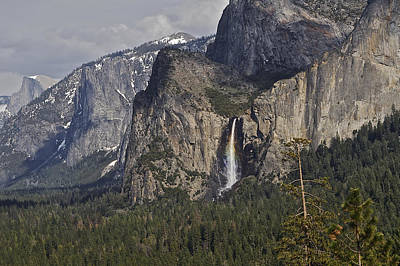 Photograph - Yosemite 6 by SC Heffner