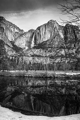 Photograph - Yosemite Falls by Kim Swanson