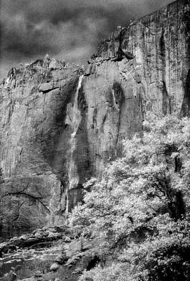 Photograph - Yosemite Falls by Mark Greenberg
