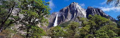 Yosemite Falls Photograph - Yosemite Falls Yosemite National Park Ca by Panoramic Images