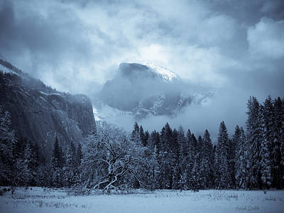 Photograph - Yosemite In Winter's Grasp by Heidi Smith