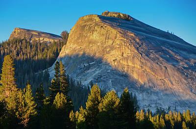 Yosemite National Park, Ca, Lembert Art Print by Mark Williford