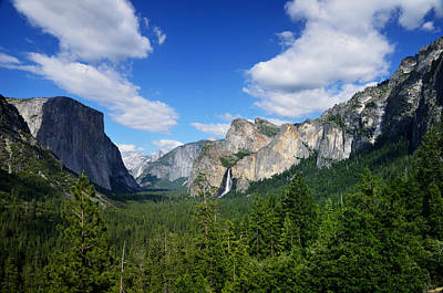 Photograph - Yosemite National Park by RicardMN Photography