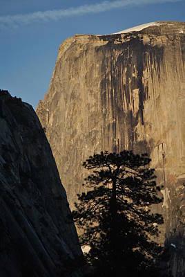 Photograph - Yosemite National Park Half Dome 12 by Jeff Brunton