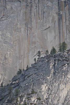 Photograph - Yosemite National Park Half Dome 16 by Jeff Brunton