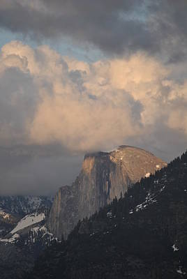 Photograph - Yosemite Np Half Dome 21 by Jeff Brunton