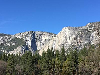 Yosemite Art Print by Rock Star