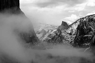 Photograph - Yosemite Tunnel View II  by Daniel Woodrum