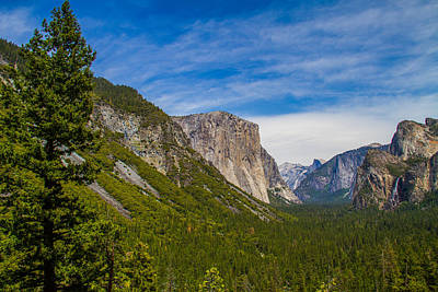 Yosemite Valley Original by Brian Williamson