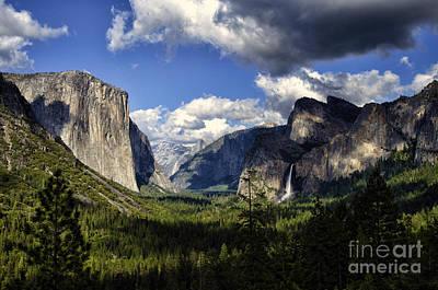 Photograph - Yosemite Valley by Deby Dixon
