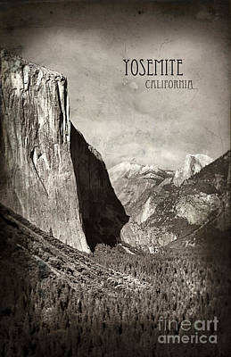 Photograph - Yosemite Valley by Jill Battaglia