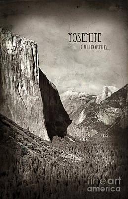 Photograph - Yosemite Valley by Jill Battaglia