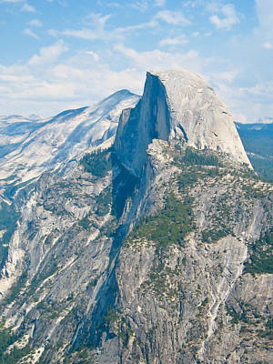 Photograph - Yosemite's Half Dome by Heidi Smith