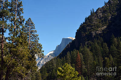 Yosemite Photograph - Yosemite's Many Layers by Greg Cross