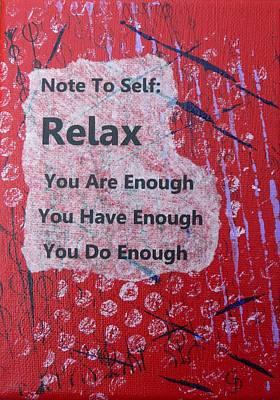 You Are Enough - 5 Original