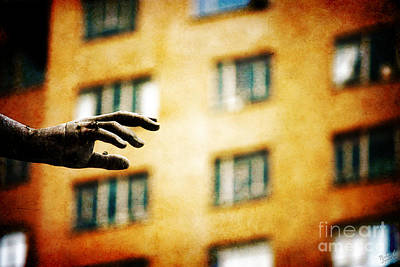 Different Points Of View Photograph - You Are Never Alone by Nishanth Gopinathan