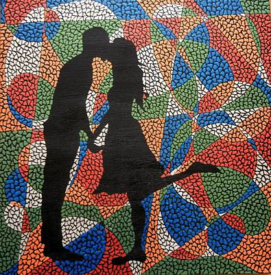 Painting - You Complement Me by Kruti Shah