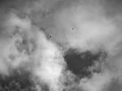 You Me And The Sky Print by Jouko Lehto