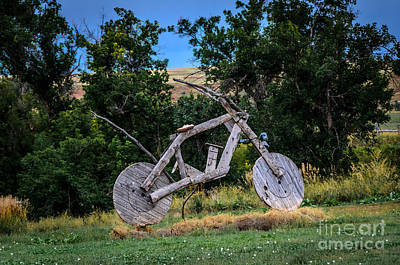 Photograph - You Might Be In Sturgis Country If by Debra Martz