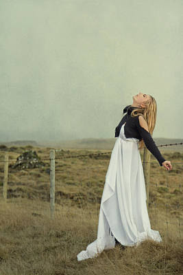 Leaned Photograph - You Raise Me Up by Evelina Kremsdorf