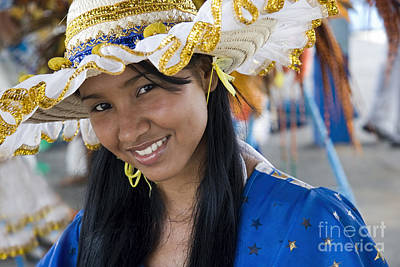 Amazon River Photograph - Beautiful Women Of Brazil 3 by David Smith