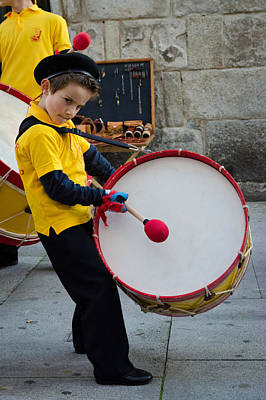 Photograph - Young Drummer by Pablo Lopez