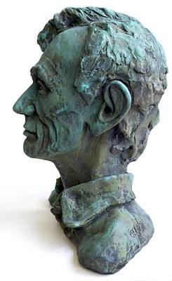 Young Lincoln -sculpture Original