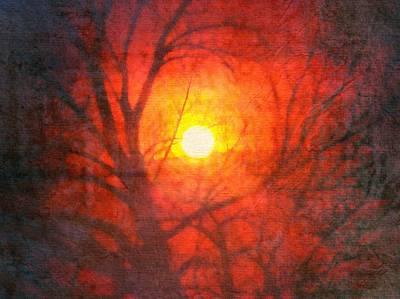 Epic Digital Art - Young Sun by Brett Pfister