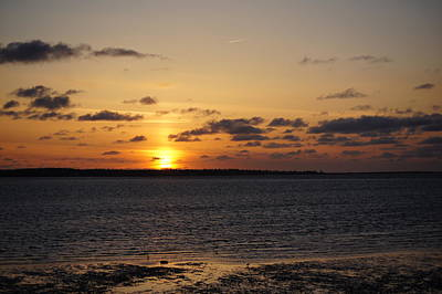 Photograph - Youngs Bay Sunset by Angi Parks
