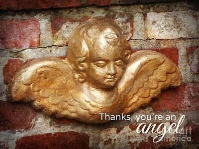 Photograph - You're An Angel by Valerie Reeves