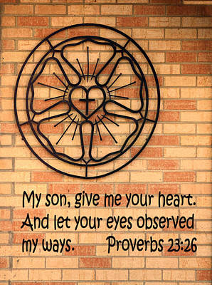 Your Heart Art Print