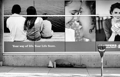 Photograph - Your Life Store by Douglas Pike