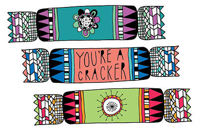 Photograph - Youre A Cracker by Susan Claire