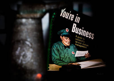 Photograph - Youre In Business by Bob Orsillo