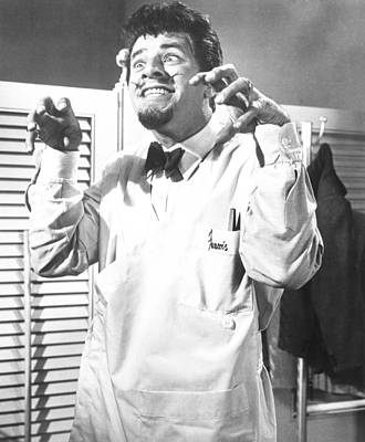 1955 Movies Photograph - Youre Never Too Young, Jerry Lewis, 1955 by Everett