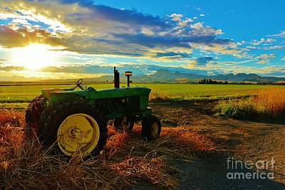Photograph - Yuba Sutter Grown Raised Proud by Long Love Photography