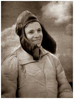 Yuri Gagarin Photograph - Yuri Gagagrin by Detlev Van Ravenswaay