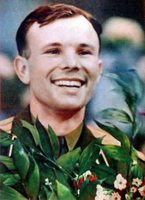 Yuri Gagarin Photograph - Yuri Gagarin by Detlev Van Ravenswaay
