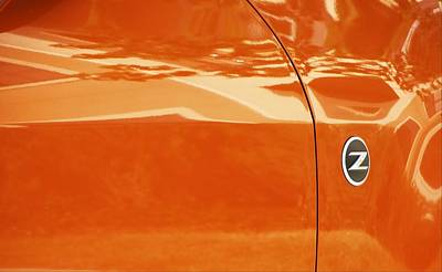 Photograph - Z Emblem by Jerry Sodorff