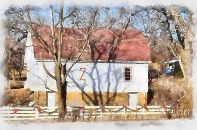 Painting - Z Ranch by Liane Wright