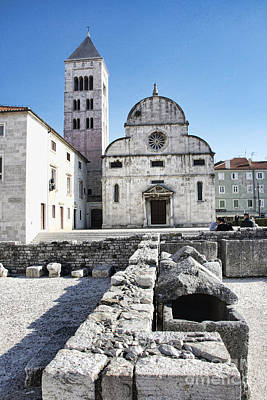 Photograph - Zadar Chapel by Crystal Nederman
