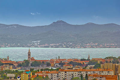 Photograph - Zadar Island Of Ugljan Panoramic by Brch Photography