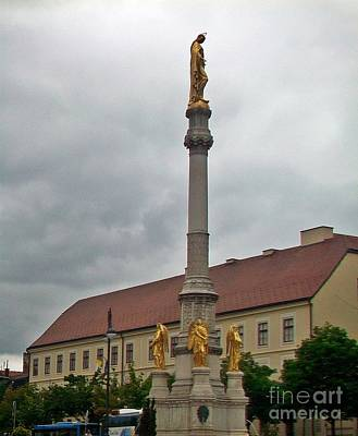 Photograph - Zagreb-52 by Rezzan Erguvan-Onal