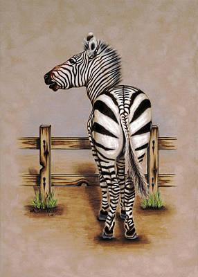 Painting - Zahara by Lori Sutherland