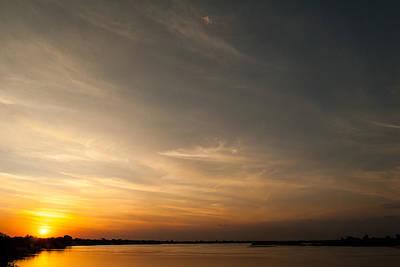 Photograph - Zambezi Sunset by Alistair Lyne