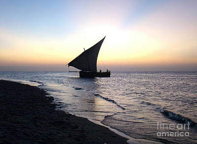 Photograph - Zanzibar Sunset 20 by Giorgio Darrigo