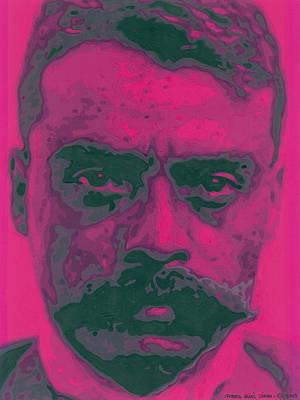 Zapata Intenso Original by Roberto Valdes Sanchez