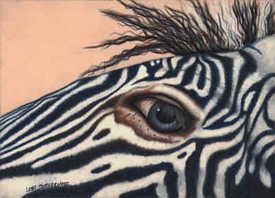 Painting - Zatira by Lori Sutherland