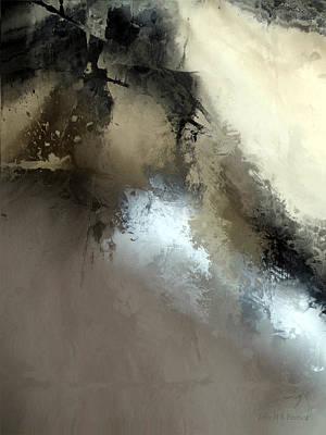 Painting - Z I by John WR Emmett