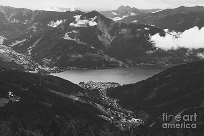 Zell Am See Iv Art Print